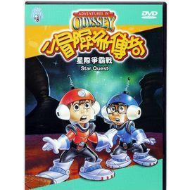 小冒險家 星際爭霸戰 ( DVD )