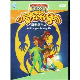 神秘陌生人 ( DVD )