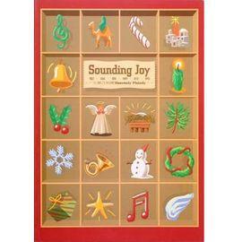 聖誕音樂經典Sounding Joy歌本