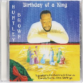Huntley Brown 鋼琴演奏:Birthday of a King