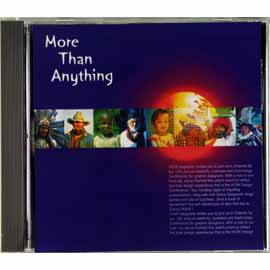 More Than Anything ( CD )