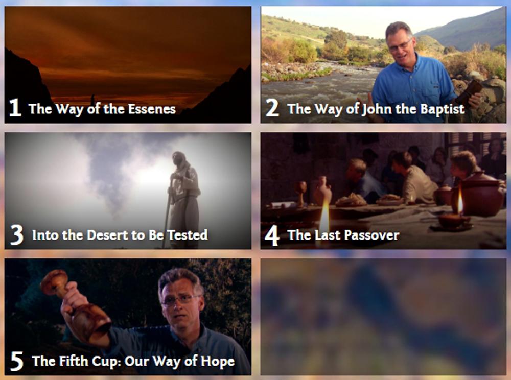 讓全世界都知道 第十一集:十字架的道路