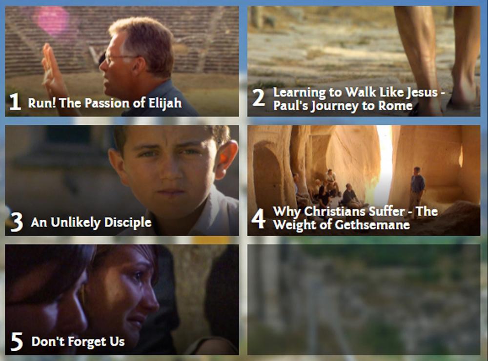 讓全世界都知道 第七集:跟隨耶穌