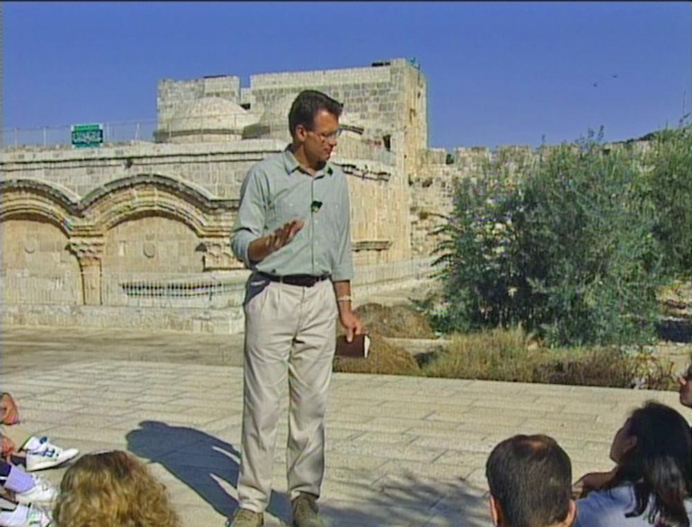讓全世界都知道 第四集:彌賽亞的受死與復活