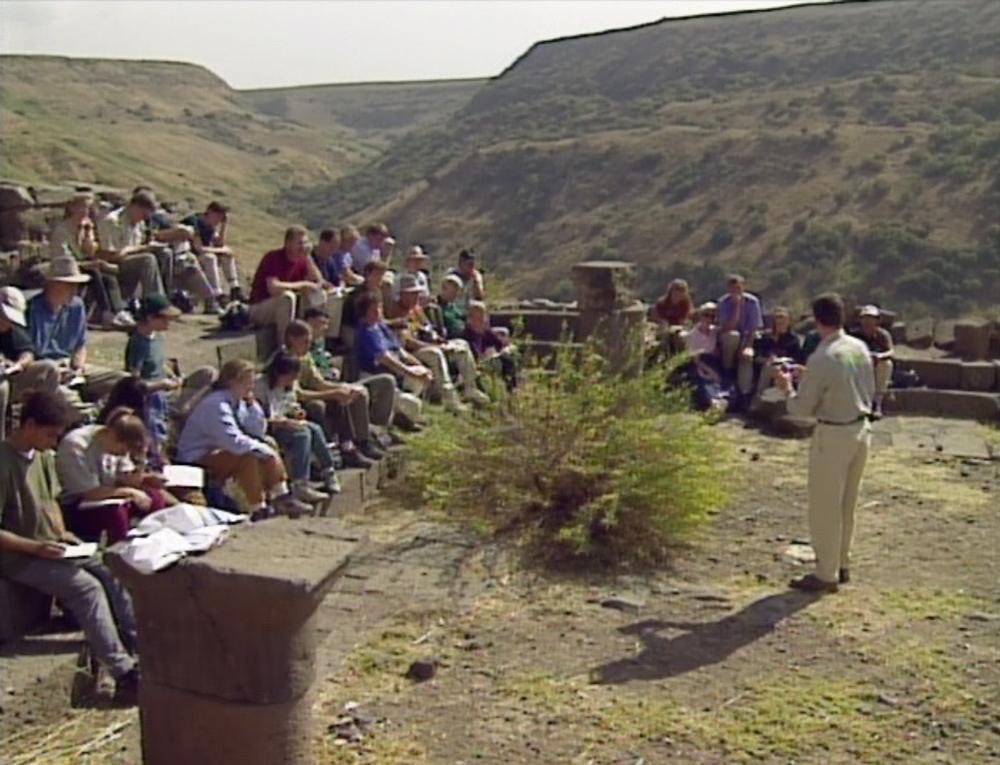 讓全世界都知道 第三集:彌賽亞的生平與事奉