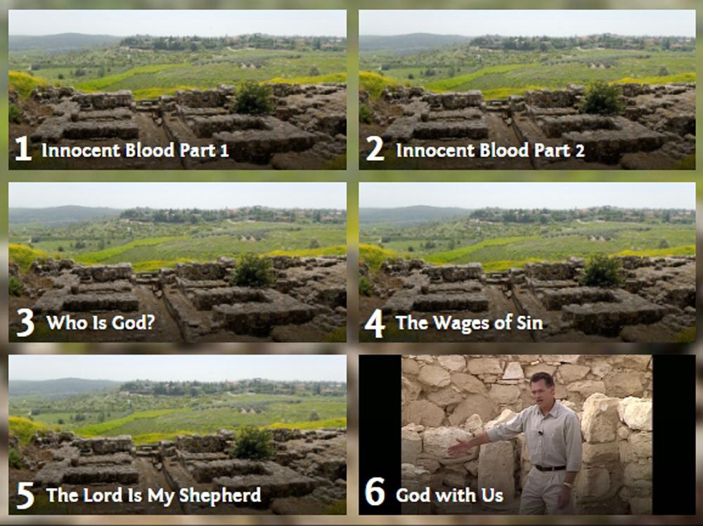 讓全世界都知道 第二集:以色列的先知和君王
