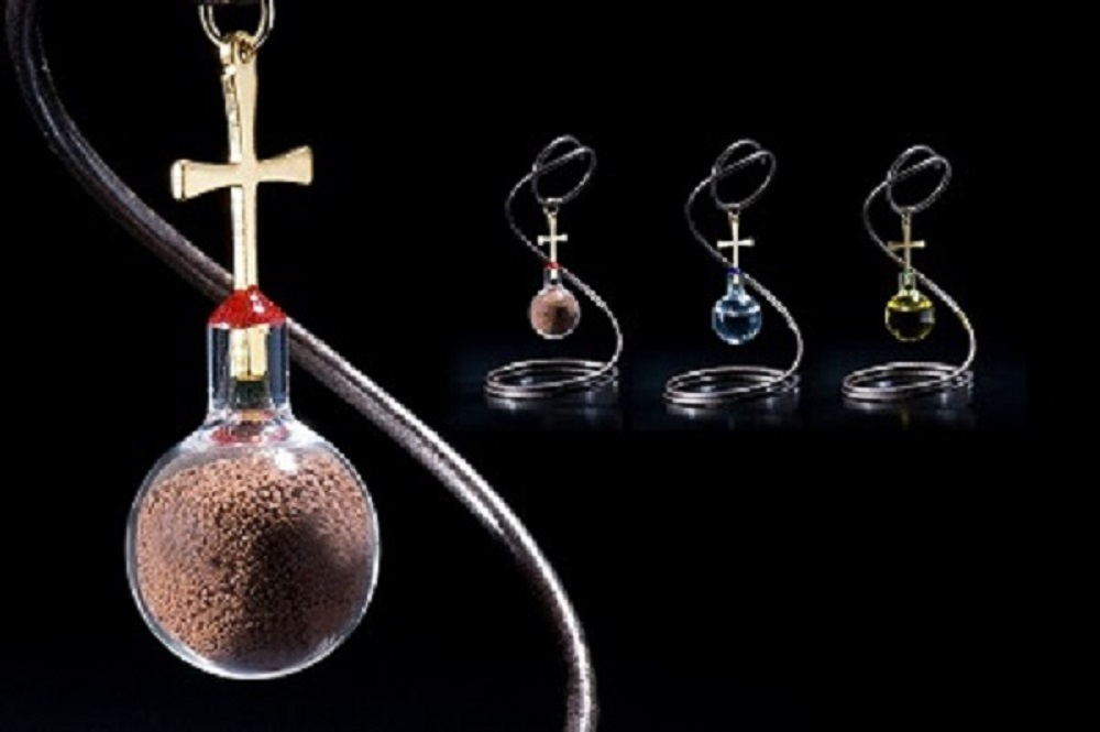 擺飾旋轉造型掛瓶(以色列淨土)